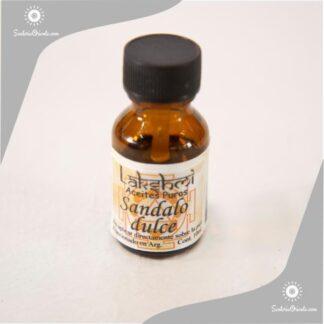 aceite de sandalo dulce puro en botellitas de 10 cc