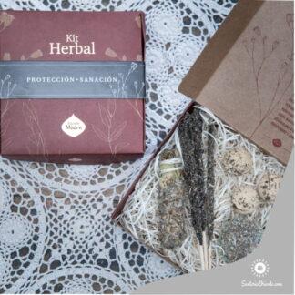 Kit herbal Proteccion y sanacion