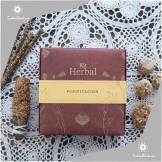 kit herbal Purificacion